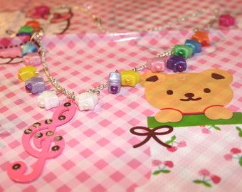 Starry Music - Kawaii Necklace !!