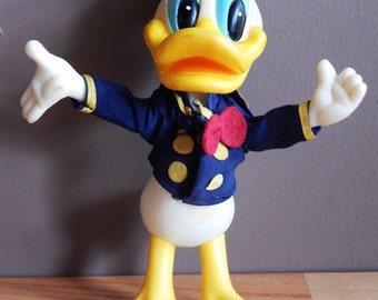 Vintage Walt Disney Donald Duck Doll