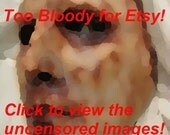 Brian - Skinned Horror Face Mask