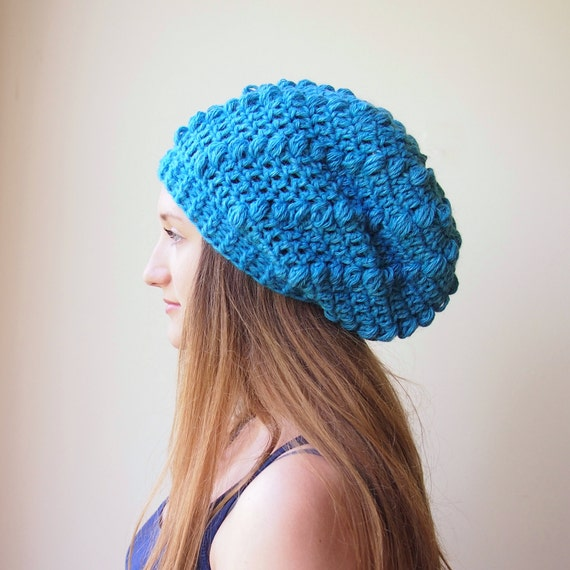 Crochet Hat Pattern Spiral : Crochet pattern hat spiral chunky crochet hat by Accessorise