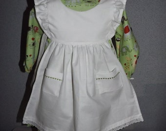Girls Dress and Pinafore Size 3