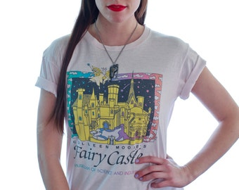 Fairy Castle Tee