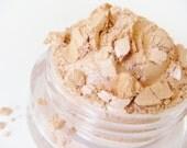 SAMPLE Suede Beige- All Natural Mineral Eyeshadow (Vegan)