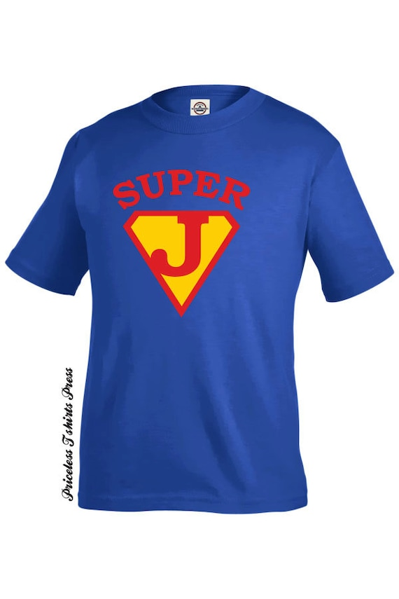 personalized superman birthday shirt superhero birthday t