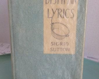Dishpan Lyrics by Sigrid Sutton