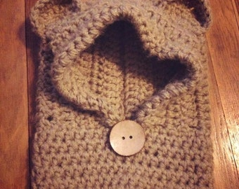 Hooded Cowl with Ears