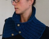 Neck Warmer Crochet Patte...