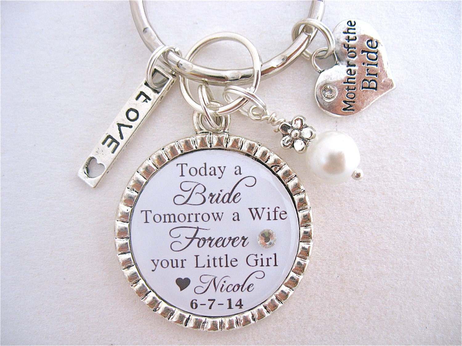 Mother Of The Groom Gift: Mother Of The BRIDE Gift Mother Of The Groom BRIDAL Jewelry