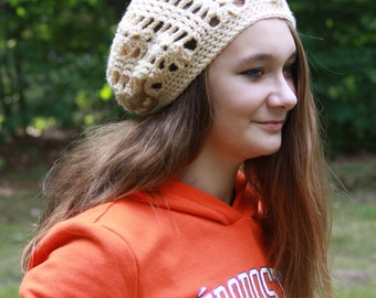 The Camilla Slouchy Hat - Made to Order