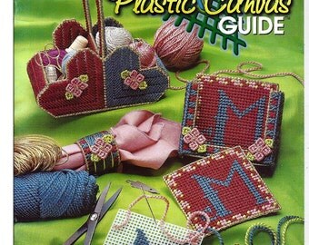 The Ultimate Plastic Canvas Guide Plastic Canvas Pattern Book The Needlecraft Shop 983026