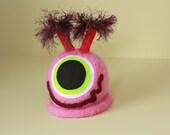 Love Monster kids hat Pretend Play dress up kids hats monster costume hat
