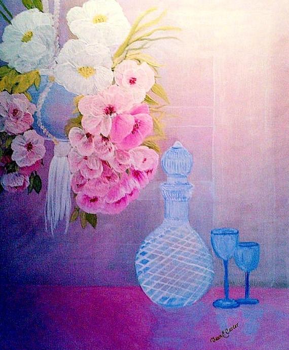 "Painting ""Spring Softness"" 16x20"""