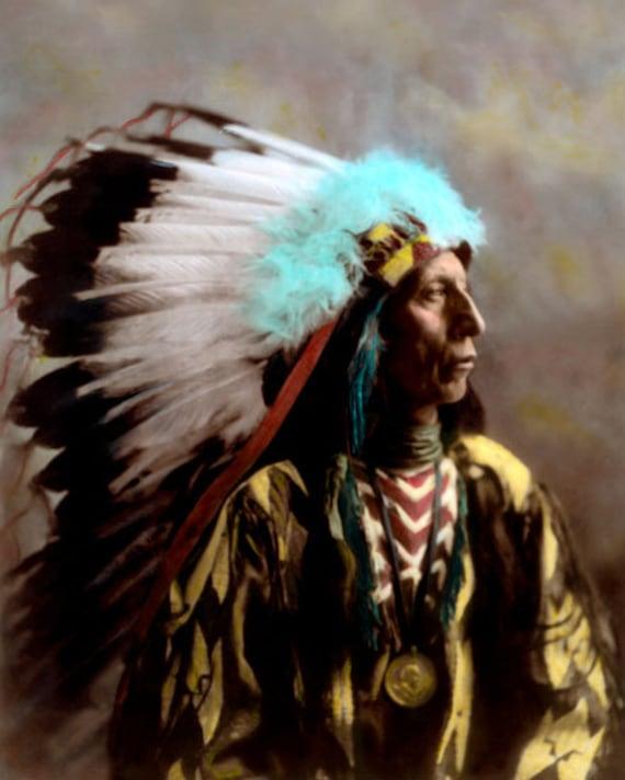 Jack Red Cloud Oglala Lakota Sioux Native American Indian 1904