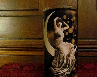 Moon Maiden (B) Candleholder