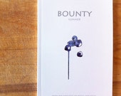 BOUNTY | vegan + gluten-free cookbook for the summer season