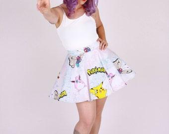 Pokémon Circle Skirt