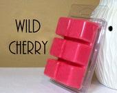 Wild Cherry Scented Wax Cubes