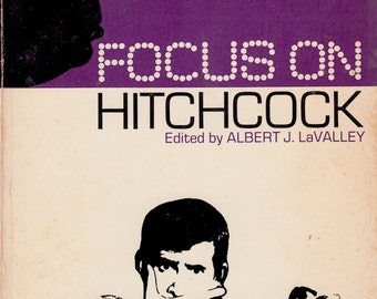 Focus on Hitchcock edited by Albert J. LaValley, cover by Ernest Socolov