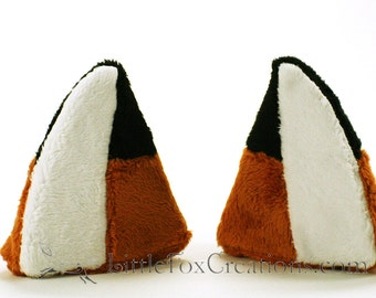 Fox Necomimi Ear Covers