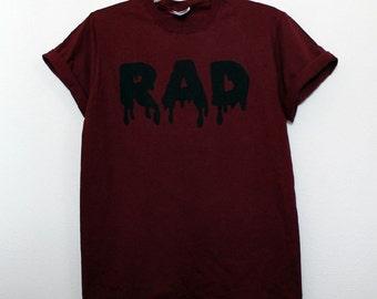 Maroon RAD Shirt