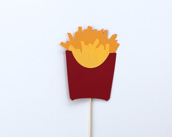 French Fries - Fast Food Collection