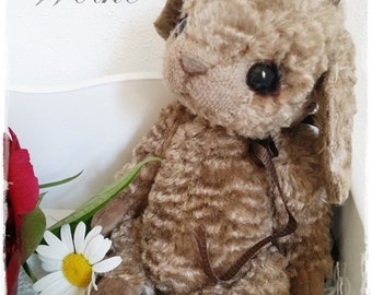 "PDF Instant Download - Pattern / E-Book Baby Lamb "" WOLKE "" :) - 5 Inch - by Eileen Seifert - Teddy-Manufaktur.de"