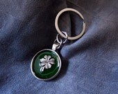 Shamrock Keychain - Choos...