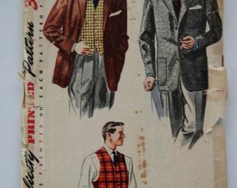 Vintage Simplicity 4107 Size 34