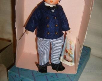 Madame Alexander Doll - Laurie Little Men 416