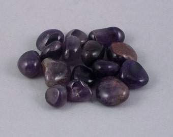 Black Amethyst from India Medium Size