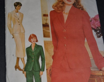 Butterick 4153 Misses  Top Skirt and Pants Sewing Pattern - UNCUT - Sizes 12 14 16