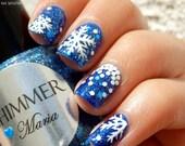 Shimmer Nail Polish - Maria