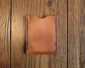 Ultra Slim Leather Card Holder Wallet