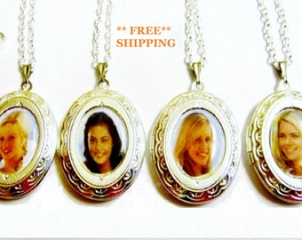 H2o Just Add Water Necklace. H20 inspired locket. Choose from  Rikki, Cleo, Emma, Bella. Free Shipping