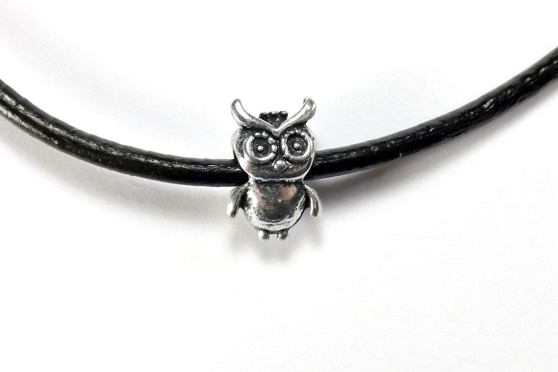 european charm owl add a bead european charm bracelet