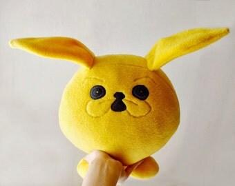 Dog, Stuffed Dog, Stuffed animal, Plush dog, plushies, childrens toy, stuffed toy, dog toy, Pekingese, yellow dog