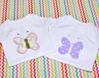 Butterfly Onsie or Shirt