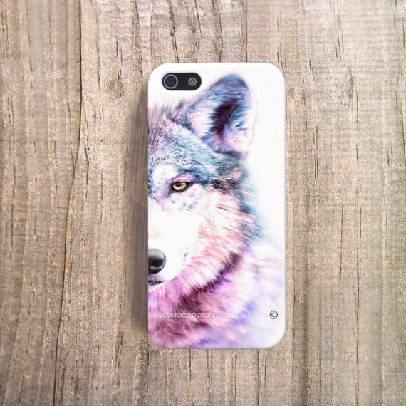 Iphone 5 Case Wolf Iphone 5 Case Iphone4s Case By Casesbycsera