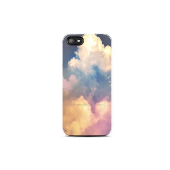 Hipster iPhone Case Fashion Gadget Cases, iPhone 5 Case, Unique iPhone Case Cloud iPhone 5 Case Samsung S5 Case Pastel iPhone 6 Case