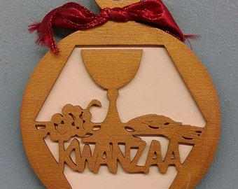 Kwanzaa Ornament