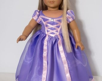 "American Girl Doll  ""Tangled"" Rapunzel 18 Inch Doll Clothes"