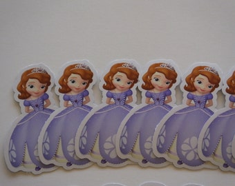 Sofia the First Sticker pack