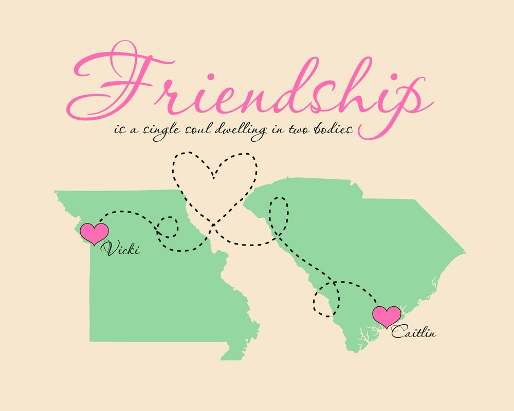 Quote About Distance And Friendship Distance Friendship Quotes