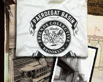 Paerdegat Basin Brooklyn N.Y.  T-shirt