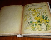 Practical Magic Floral Pages (Mounted Pages)