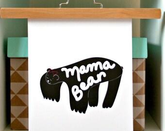 Print- Mama Bear-