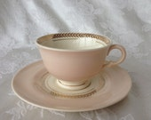 1940's cup and saucer