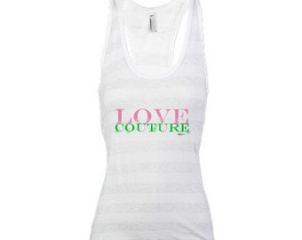 Love Couture tank