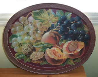 Tray Featuring Fruit