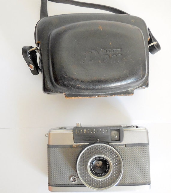 Olympus 35 SP from late 60s. First rangefinder camera with ... |Olympus Vintage Camera